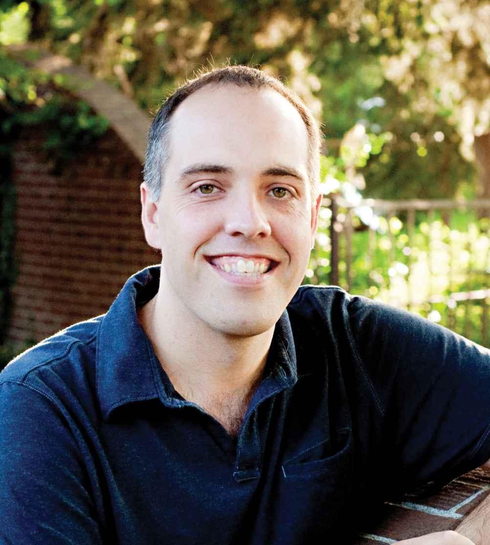 Biography of Matt Mikalatos, Author of The Sunlit Lands Series