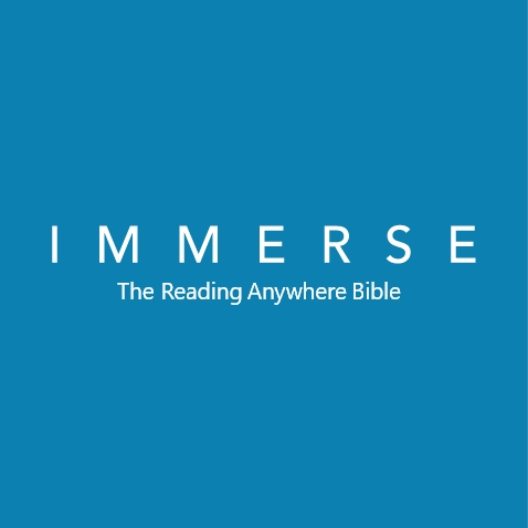 Immerse: The Reading Anywhere Bible