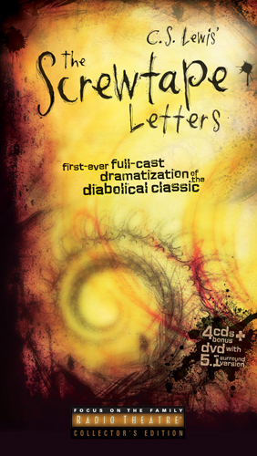 the screwtape letters cd cover