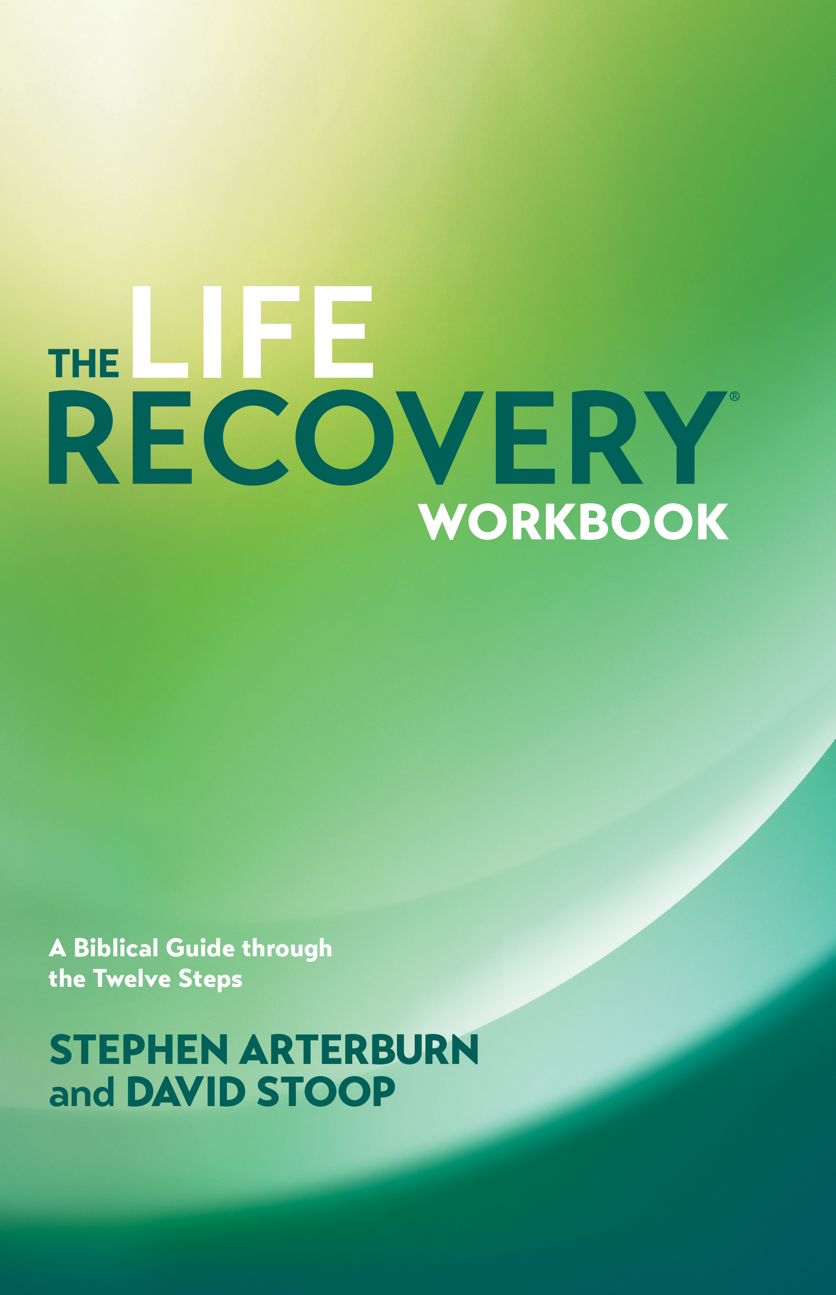 life recovery workbook book cover