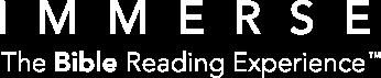 Immerse Bible logo