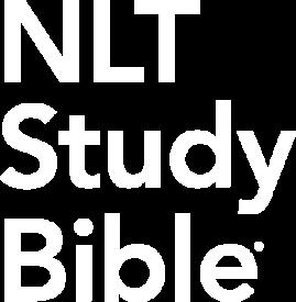 NLT Study Bible logo