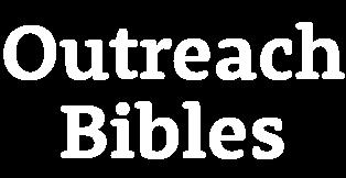 Outreach Bible logo