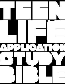 Teen Life Application Study Bible logo