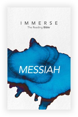 Cover image for the Messiah, Year 1 - Book 1