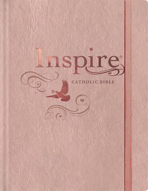 Cover image of the Inspire Catholic Bible