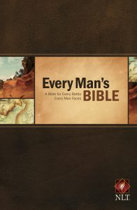 Front Cover image of the Every Man's Bible. Best study Bibles.
