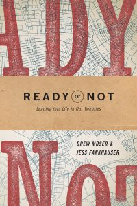 Front cover image of the book Ready or Not. Our recommended resource from this week's Christian testimony podcast.