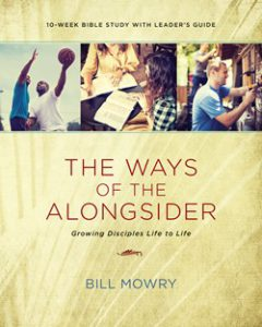 Front cover image of the book The Ways of The Alongsider, by Bill Mowry.